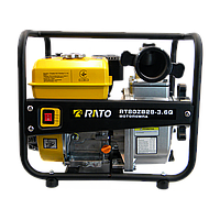 Мотопомпа бензиновая RATO RT80ZB28-3.6Q (60 м³/час)