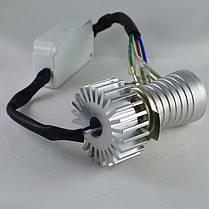 Светодиодная фара в мотоцикл 10W  560/1000 LUMEN в основной свет, фото 3