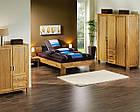 Кровать из массива дерева 063, фото 3