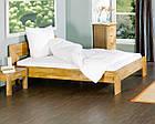 Кровать из массива дерева 063, фото 2
