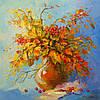 «Осенний букет» картина маслом