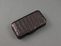 Чехол книжка Evropa флип для Samsung Galaxy Core i8262 i8260 кроко