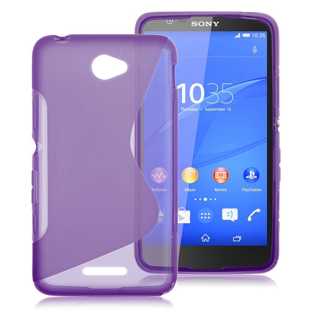 Силиконовый чехол Sony Xperia E4 E2104 E2105, K890