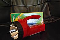 LED лампа фонарь аккумуляторный YJ-2833, Б130