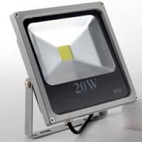 Светодиодный прожектор (20 Вт, IP65) СOB матрица