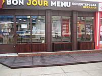 Мебель для кафе, баров, ресторанов, поддон для летней площадки Днепр