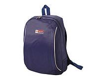 Рюкзак из нейлона с застежками
