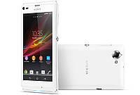Защитная пленка Sony Xperia L C2105,  2шт