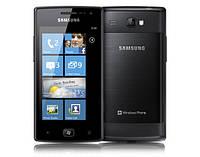 Защитная пленка для Samsung Omnia W I8350, F60 3шт