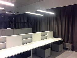 Оформление офисных зон, перегородок и кабинетов 4