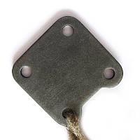 Крышка блока цилиндров (торцевая) 260-1002079