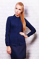 Деловая женская блузка
