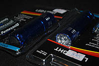 Алюминевый фонарик на батарейках, Б164