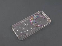 Чехол Lucent для Apple iPhone SE 5 5S Луна