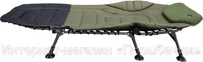 Кровать карповая Norfin BRISTOL (NF-20607) - Интернет-магазин «Порыбачим» в Киеве