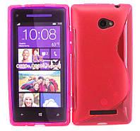 Силиконовый чехол для HTC Windows Phone 8X, H152