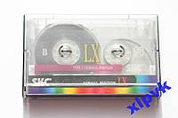 Винтажная аудиокассета SKS  LX-90.КОРЕЯ