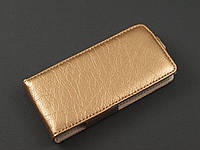 Чехол флип Evropa для Huawei Ascend G510 G510-0010 U8951D золотой