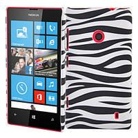 Пластиковый чехол для Nokia Lumia 520, QN123