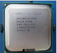Процессор 4X Intel XEON E5405 LGA771/775 +адаптер!
