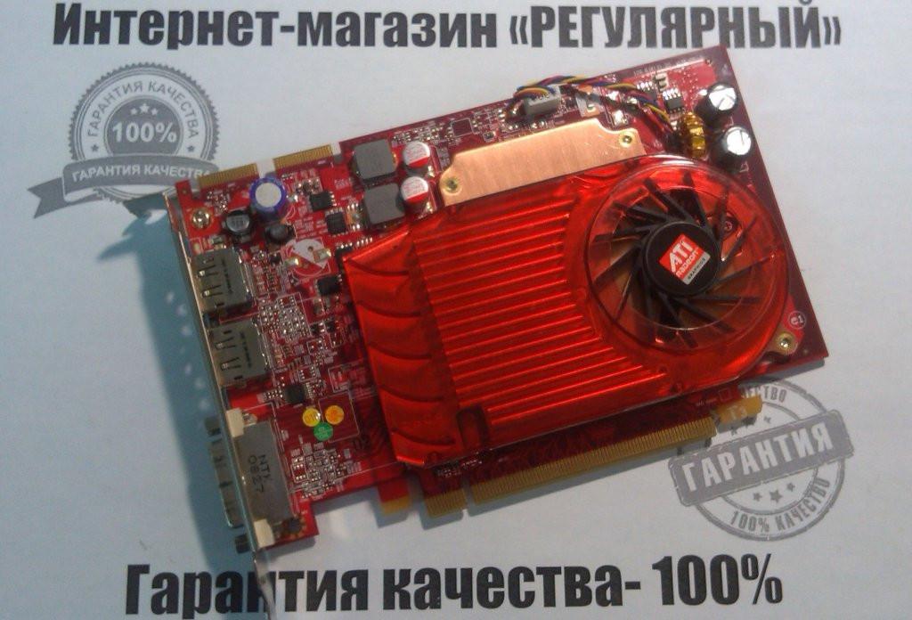 Видеокарта PCI-E Radeon HD3650 512Mb DVI Гарантия!