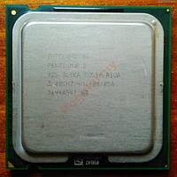 Процессор 2 ядра Intel PENTIUM D 925 3.0GHz LGA775