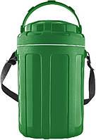 Изотермический контейнер для еды Mega 4,8л Green