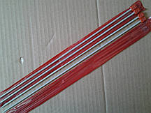 Спица прямая вязальная тефлоновая 3,5 мм