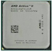 Процессор AMD Athlon II X4 640 4x3.0GHz Socket AM3 (620 630 635 645)