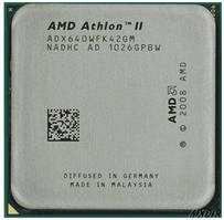 Процессор AMD Athlon II X4 640 4x3.0GHz Socket AM3 (620 630 635 645)