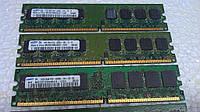 Модуль памяти Samsung DDR2 1Gb PC2-4200 Оригинал