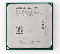 Процессор AMD Athlon II X4 630 Socket AM2+ AM3(+)