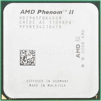 Процессор AMD Phenom II X4 965 4x3.4GHz Socket AM3