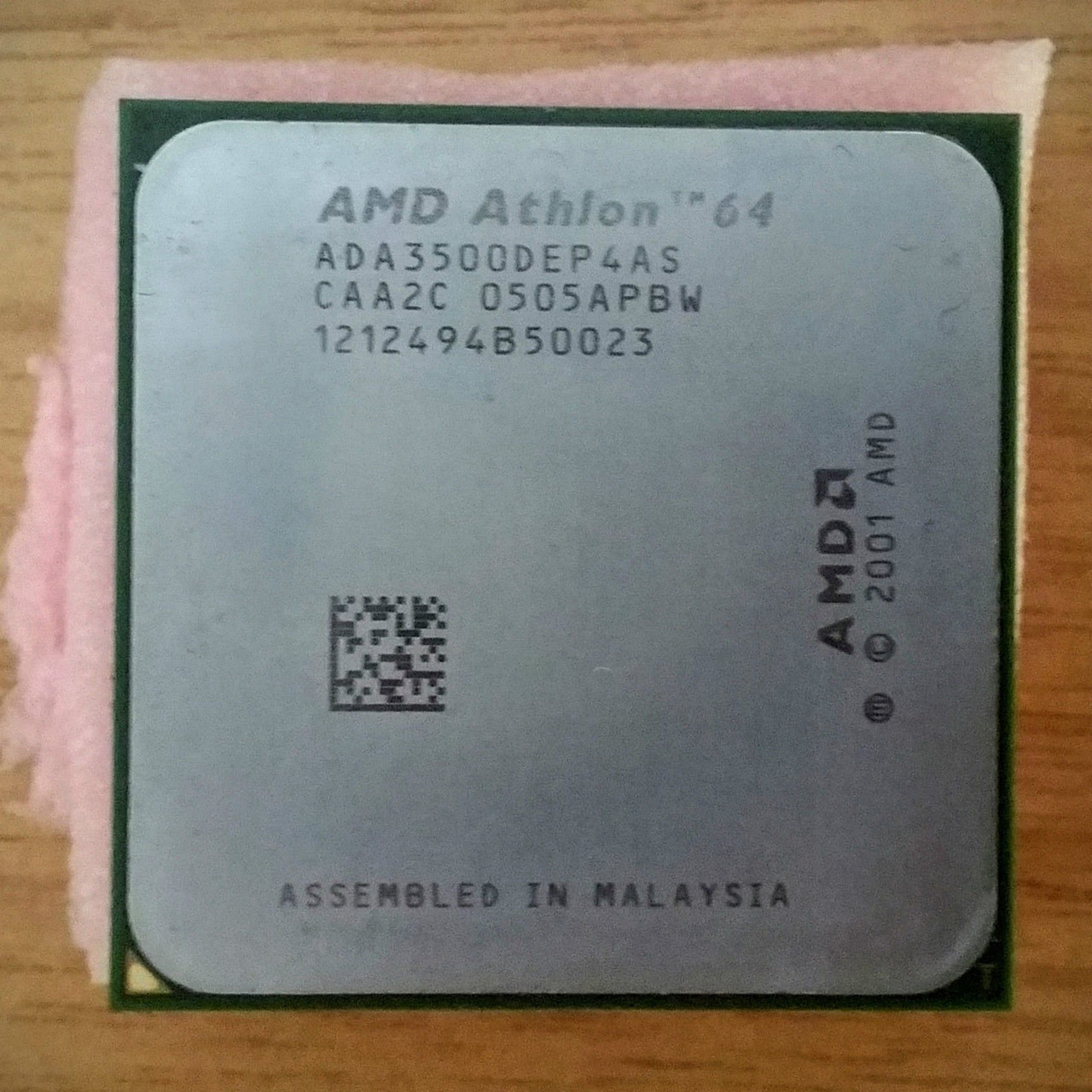 Процессор AMD Athlon 64 3500+ Socket 939