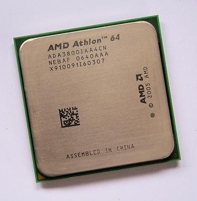 Процессор AMD Athlon 64 3800+ Socket AM2
