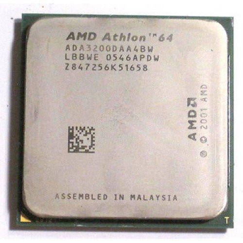 Процессор AMD Athlon 64 3200+ Socket 939