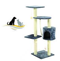 Когтеточка - игровой домик для кошки