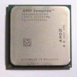 Процессор AMD Sempron 3000+ Socket 754