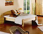 Кровать из массива дерева 064, фото 3