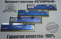 Скоростная Kingston HyperX DDR2 2Gb (2x1Gb) PC2-8500 1066MHz