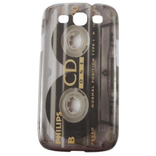 Пластиковый чехол Samsung Galaxy S3 i9300, G272