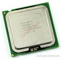 Процессор 2 ядра Intel PENTIUM D 820 2.8GHz LGA775