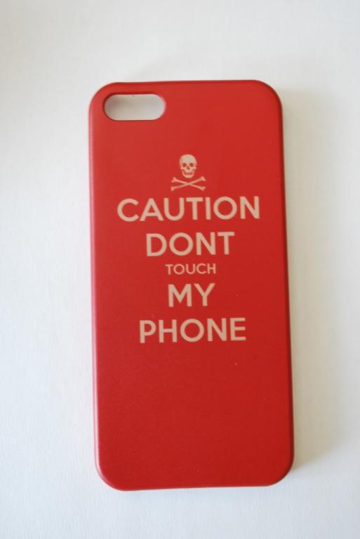 Пластиковый чехол для Iphone 5c, D54