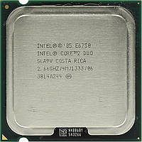 Процессор Intel Core2Duo E6750 2.66GHz LGA775