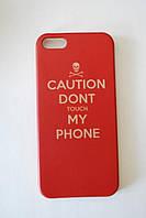 Пластиковый чехол для Iphone 5 5s, D54