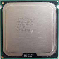 Процессор Intel XEON 5160 3GHz*2 + адаптер LGA775