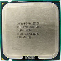 Процессор Pentium DUAL-CORE E5300 2-ядра LGA775