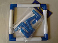 Сборная рамка-пяльцы для вышивания 15*15 см