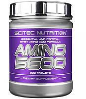 Аминокислоты Scitec Nutrition Amino 5600 (200 таб.)