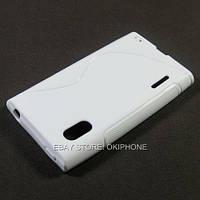 Силиконовый чехол для LG Optimus L5 E610, QL701